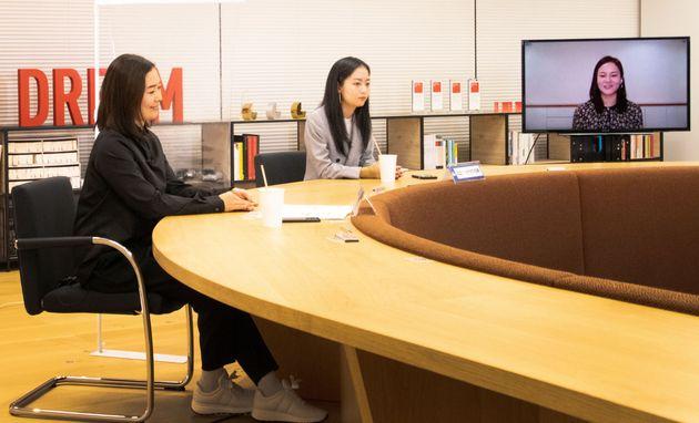萩野公介さん、宮里藍さん、山里亮太さんが見る、新しい世界。9人の出演者に、これからの歩き方を聞きました。【ライブ番組】
