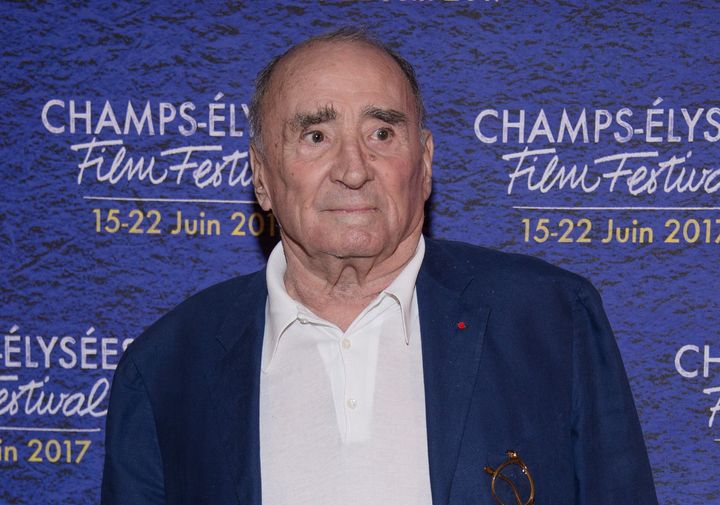 PARIS, FRANCE - JUNE 15:  Claude Brasseur attends the 6th Champs Elysees Film Festival : Opening Ceremony in Paris on June 15, 2017 in Paris, France.  (Photo by Francois G. Durand/WireImage)