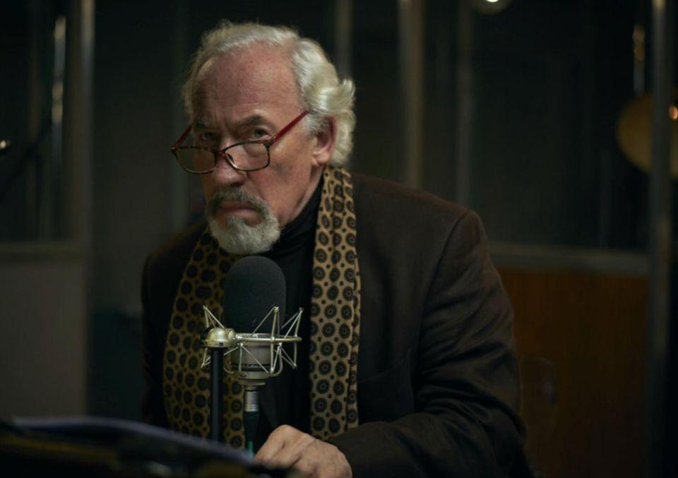 The Dark Room starred Simon Callow in the lead