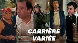 Claude Brasseur en cinq films