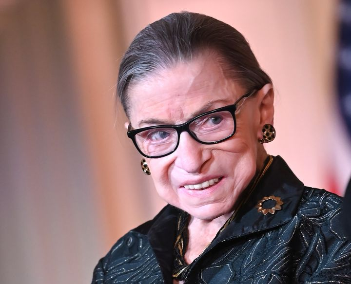 Jamie Smith wrote that she joined the Satanic Temple after Justice Ruth Bader Ginsburg's death as a way to fight back against