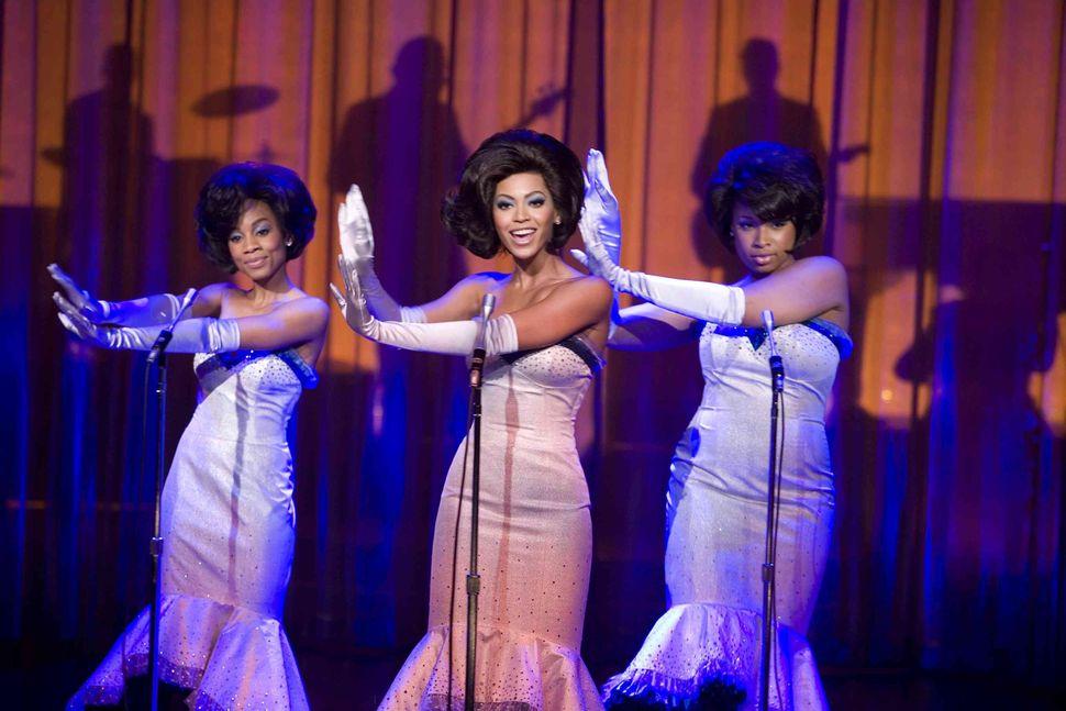 "Anika Noni Rose, Beyoncé and Jennifer Hudson in ""Dreamgirls,"" released Dec. 15, 2006."