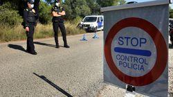Cataluña confina dos comarcas desde la medianoche del