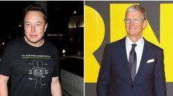 일론 머스크가 과거 테슬라를 애플에 팔려고 했으나 팀 쿡이 거절했다고