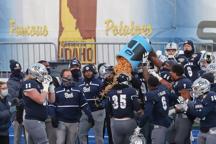 The Nevada Wolf Pack want fries with that victory.