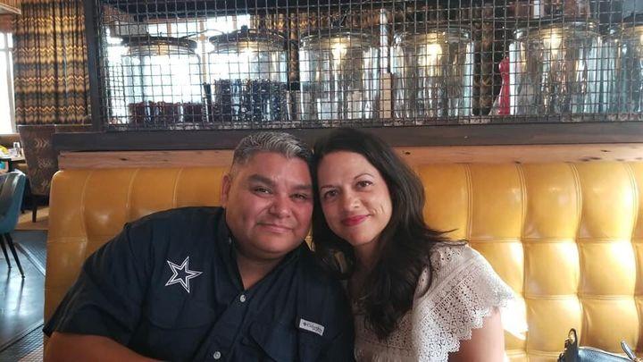Billy Loredo andSonya Kypuros.