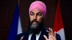 Singh Accuses Trudeau Of 'Looking For An Election' After Recent