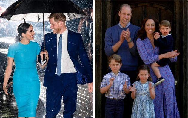 16 Of The Most Memorable Moments From The Royal Family's Wild