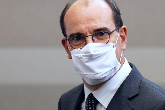 Jean Castex, ici à Paris le 12 novembre