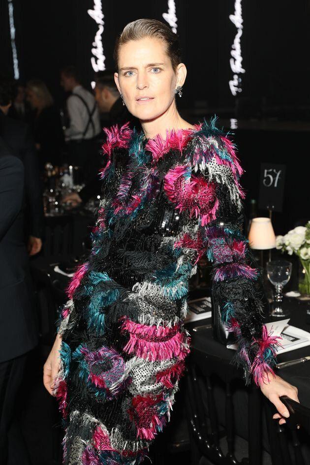 ロンドンで開かれたファッション関連の授賞式に出席したステラ・テナントさん(2019年12月2日)