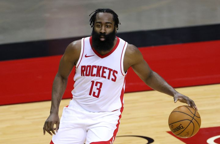 James Harden was fined $50,000 for violating the NBA's safety protocols for COVID-19.