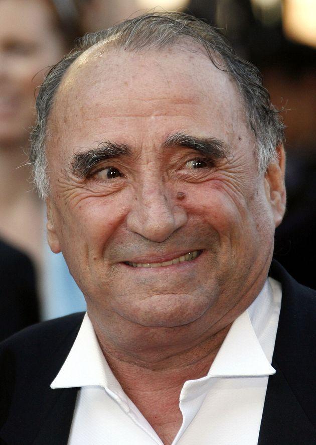 Claude Brasseur à la projection du film en compétition