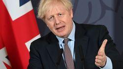 Ce petit détail sur la cravate de Boris Johnson n'est pas passé