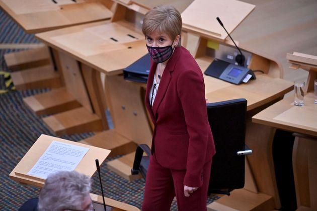 Καιρός η Σκωτία να γίνει ένα ανεξάρτητο ευρωπαϊκό έθνος, λέει η Σκωτσέζα πρώτη