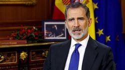 Felipe VI despacha la crisis de la monarquía en 87