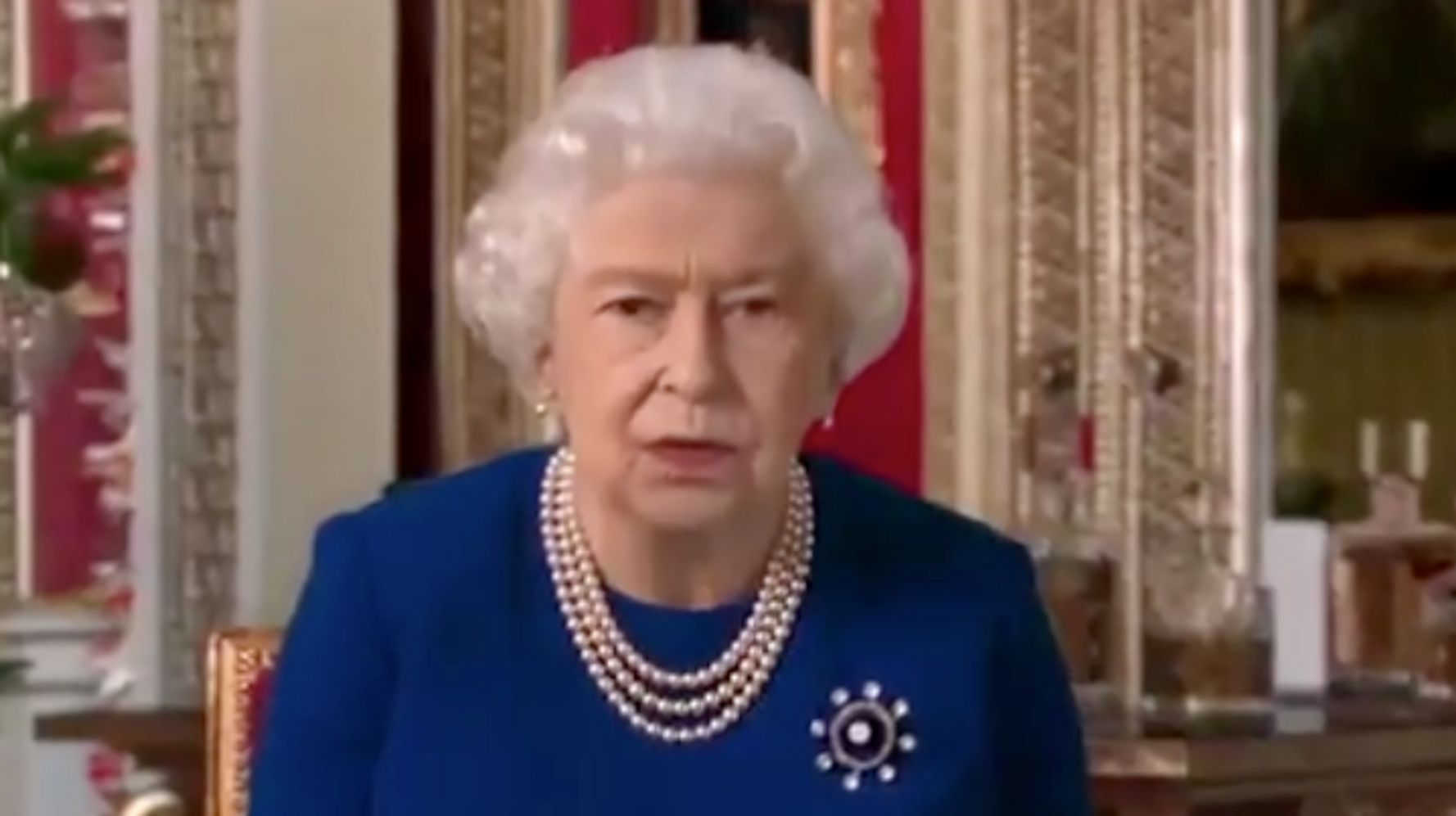 Deepfake Queen Elizabeth Delivers Message About Harry And Meghan To Prove A Point