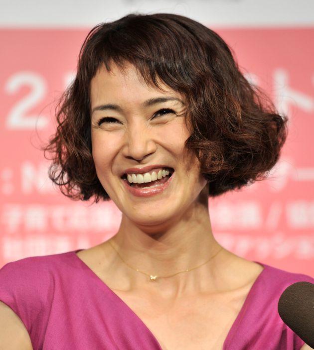安田成美さん