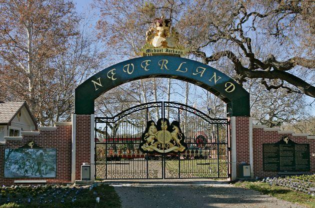 Le Neverland de Michael Jackson a un nouveau propriétaire (photo d'archives prise en décembre...