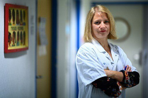 Karine Lacombe, cheffe du sépartement des maladies infectieuses à l'hôpital Saint-Antoine, a dénoncé...