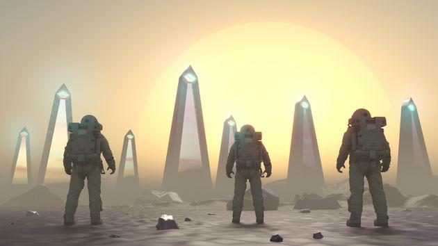 Έρευνα: Ο γαλαξίας μας ίσως είναι «νεκροταφείο» κατεστραμμένων αρχαίων εξωγήινων