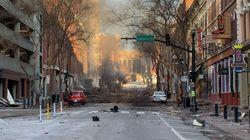 Forte explosion à Nashville, un acte délibéré selon la