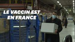 Les premières doses de vaccin sont arrivées en France avant les injections