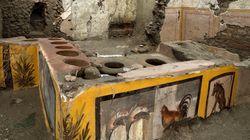 Αρχαιολόγοι ανακάλυψαν θερμοπωλείο- αρχαίο φαστφουντάδικο στην