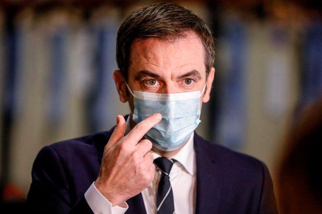 Olivier Véran n'exclut pas un 3e confinement si l'épidémie s'aggrave (photo d'Olivier...