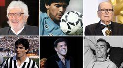 Diego, Kobe, Pablito, Ennio, Gigi, Sean e tanti altri. La Spoon River del 2020 (di L.