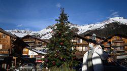 200 Britanniques en quarantaine dans une station de ski suisse se sont
