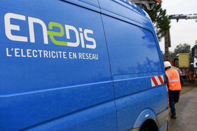 34.000 foyers étaient privés d'électricité dans l'est et le centre de la...