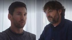 La respuesta de Messi cuando Jordi Évole le pregunta si es de izquierdas o de