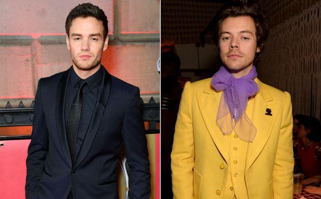 Liam Payne and Harry