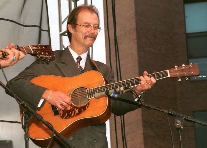 Rice died Friday at his home in Reidsville, North Carolina, according to International Bluegrass Music Association spokespers