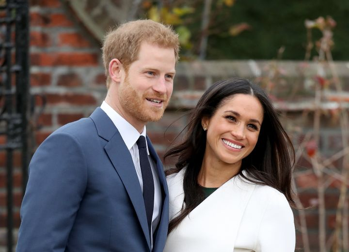 The Duke and Duchess of Sussex released their first holiday episode with Archewell Audio and Spotify on Tuesday.