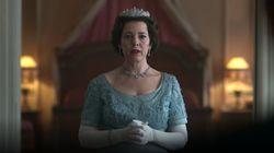 Olivia Colman, qui jouait la reine Elizabeth dans