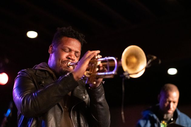 Harrold performed the trumpet in the Grammy-winning soundtrack for the film
