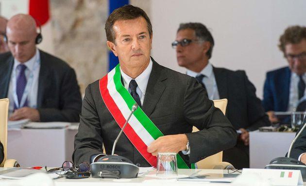 Il sindaco di Bergamo Giorgio