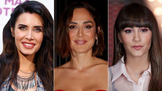 Pilar Rubio, Tamara Falcó y Aitana Ocaña.