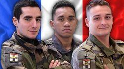 Trois soldats français tués en opération au