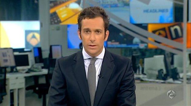 Álvaro Zancajo en 'Antena 3