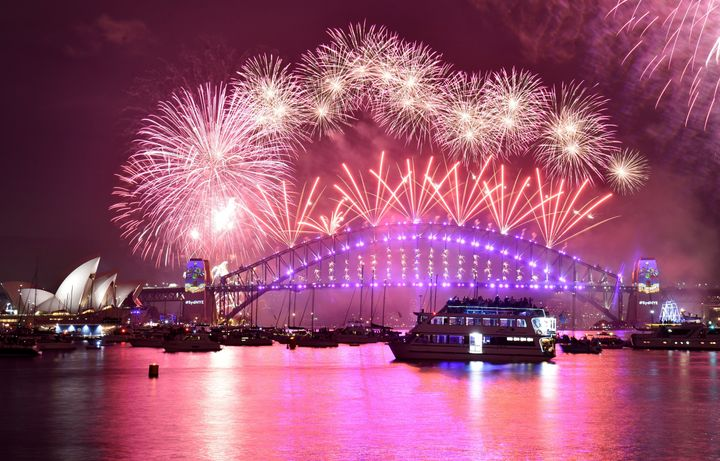 NSW premier Gladys Berejiklian has banned large gatherings outdoor to watch Sydney's world-famous NYE fireworks.