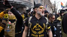 Trump News Today - Proud Boys' Hotel Hangout Shutting Down On Jan. 6 'Wild Protest' Day | NewsBurrow thumbnail