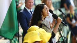 Woman's Performance At Australia vs India Cricket Match A Defining Moment In Her Cultural Identity