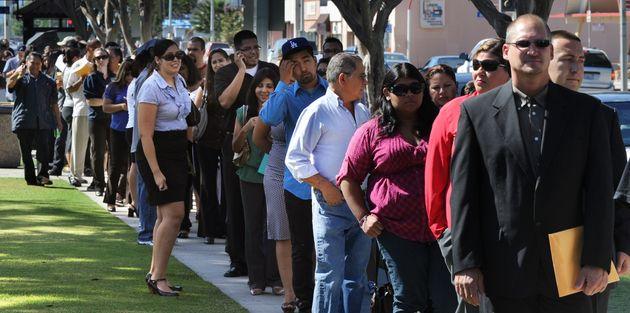 Depuis le samedi 26 décembre, les 12 millions d'Américains ayant perdu leur emploi à...