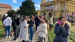Κροατία: Ισχυρός σεισμός 6,4 ρίχτερ κοντά στο