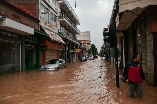 Οι φονικές πλημμύρες...
