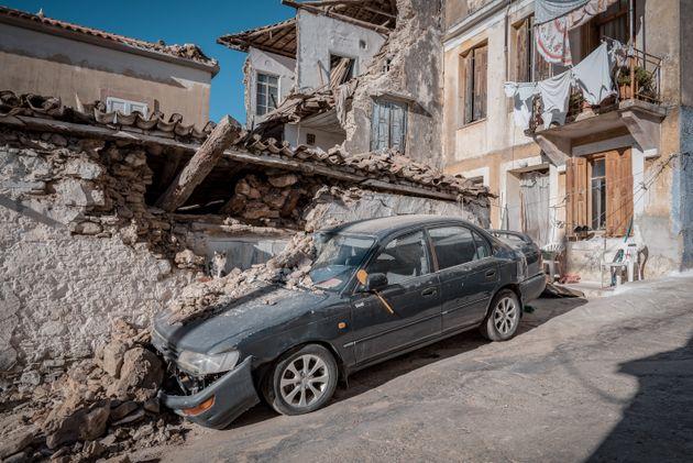 Ο φονικός σεισμός στη