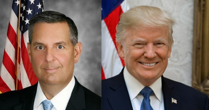 U.S. Attorney David Freed helped fuel President Donald Trump's bogus claims of mass voter fraud in Pennsylvania.