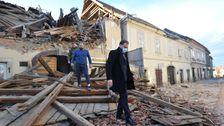 Powerful Earthquake Strikes Croatia, Causing Widespread Damage